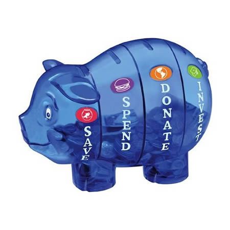 15 coolest piggy banks piggy banks oddee for Piggy bank for toddlers
