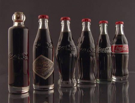 Risultati immagini per coca cola bottle design
