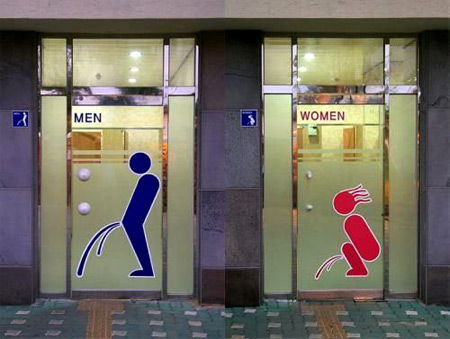 Bathroom Signs Joke 20 creative and funny toilet signs - bathroom sign, restroom sign