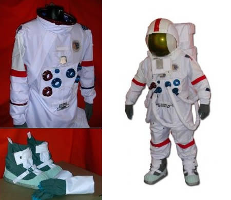 real space suit costume - photo #48