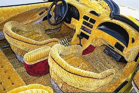 12 craziest pimped car interiors pimped out car car interiors cozy mustang voltagebd Gallery