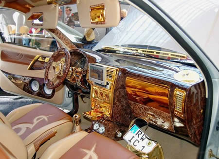 12 Craziest Pimped Car Interiors Pimped Out Car Car Interiors