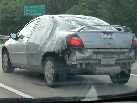 10 Most Bizarre Uses For Duct Tape