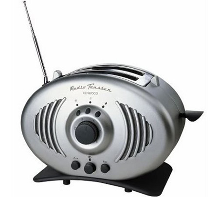 13 most creative toasters toasters usb toaster oddee. Black Bedroom Furniture Sets. Home Design Ideas