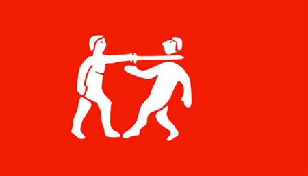 The Flag of the Szlachetna Rzeczpospolita Walruzyjska (Valruzia)