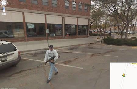12 Coolest Google Street Finds Funny Google Street Photos