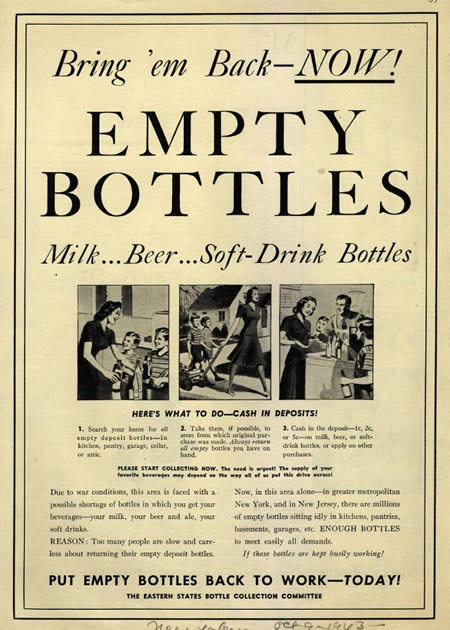 15 Fascinating World War II Vintage Ads Posters