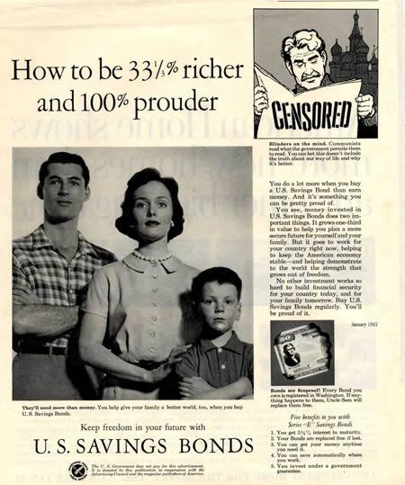 15 Interesting Cold War Vintage Ads War Advertising War