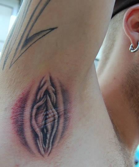 12 Bizarre Armpit Tattoos Bizarre Tattoo Armpit Tattoos