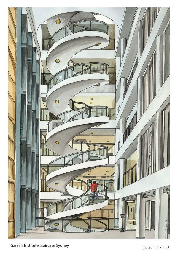 1Spiral Stair (Australia)
