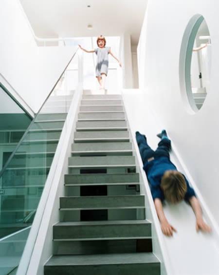 2Slide Staircase
