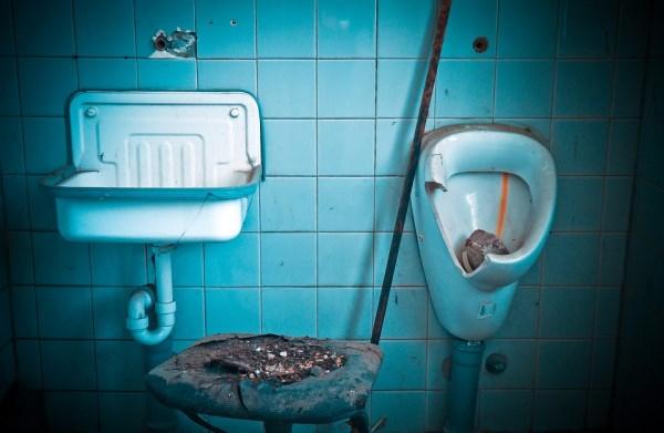 14 funny toilet graffiti