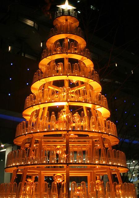 12 Most Unusual Christmas Trees - funny christmas trees - Oddee