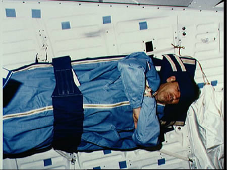 A 2001 Study Showed That Astronauts Who Snored On Earth Snoozed Silently In  Space. Thatu0027s Because Gravity Plays A Dominant Role In The Generation Of  Apneas, ...