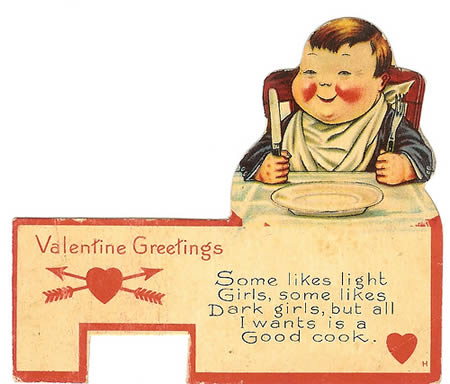 15 Vintage Valentine Cards with Funny Messages vintage cards – Crazy Valentine Cards