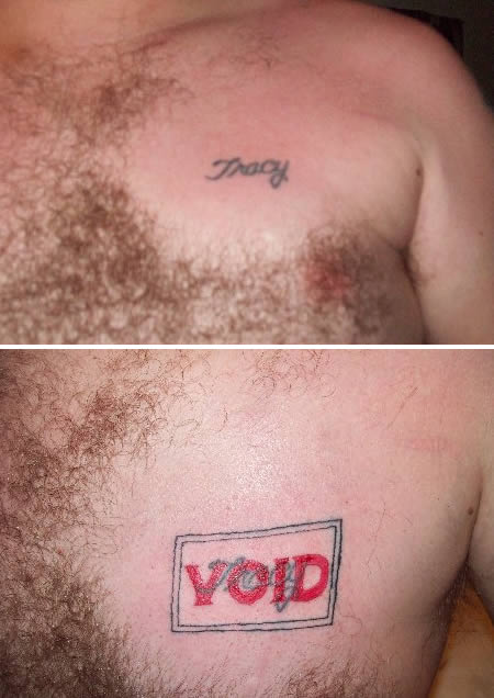 12 Funniest Cover Up Tattoos - cover up tattoos, cover up tattoos ...