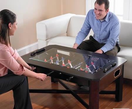 10 Coolest Foosball Tables foosball tables Oddee
