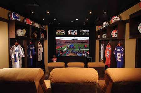 Want To Know What Football Heaven Looks Like Just Ask This Super Fan Who Created A Shrine The University Of Florida Right In His Garage