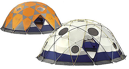 3Mountain Hardware Stronghold C&ing Tent  sc 1 st  Oddee & 12 Strange and Creative Camping Tents - camping tents - Oddee