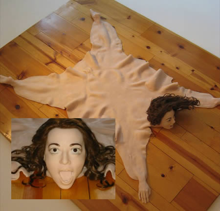 Weird Rugs 13 weirdest rugs - cool rugs, unique rugs - oddee