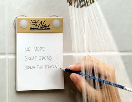 2Waterproof Notepad
