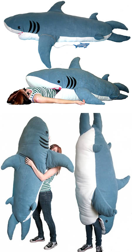 1Shark Attack Sleeping Bag