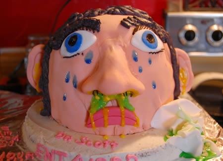Birthday Cakes For Professors