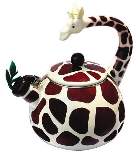 cool tea pots  12 Coolest Teapots You Can Actually Buy - teapots - Oddee