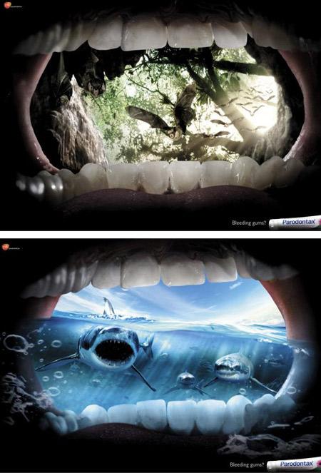 12 Creative Toothpaste Advertisements - toothpaste ad ...