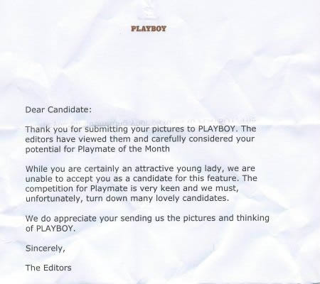 10 Funniest Rejection Letters Rejection Letters Oddee