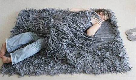 Funny Carpet another 15 weirdest rugs and carpets - cool rugs, funny carpet - oddee