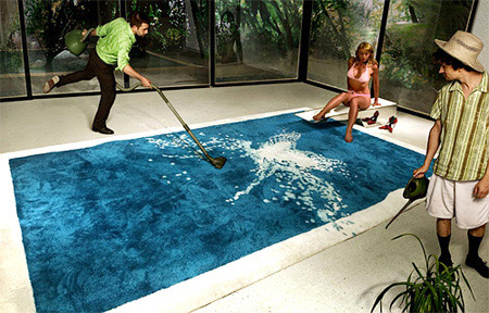 Another 15 Weirdest Rugs and Carpets