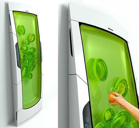 4 Bio Robot Refrigerator