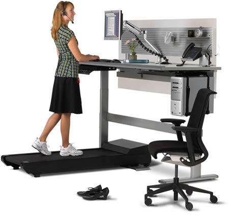 6Treadmill Desk