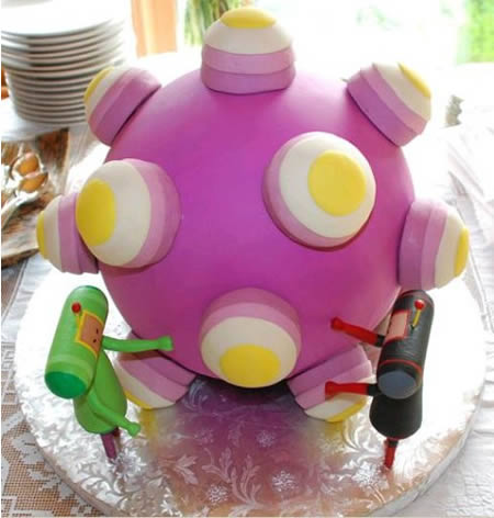 12 Weird And Amazing Wedding Cakes Pictures Of Wedding Cakes