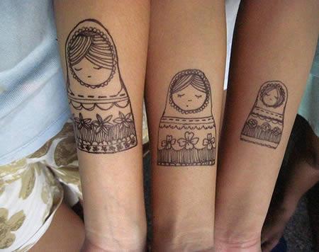 12 Coolest Matching Tattoos Matching Tattoos Matching Tattoos