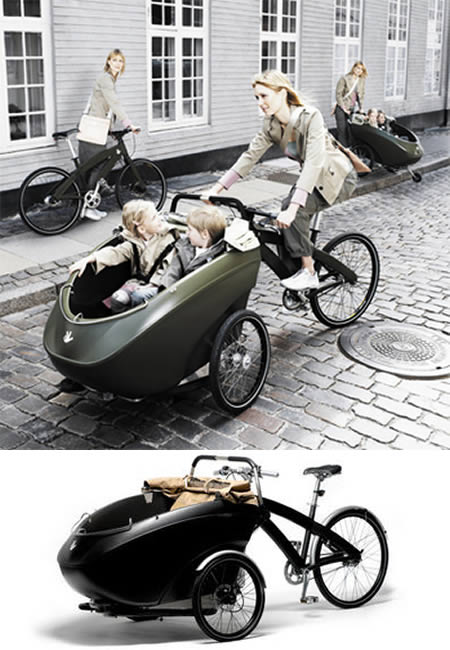 12 Coolest Baby Carriages Baby Carriages Oddee