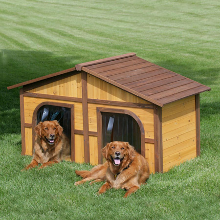 10 Extreme Dog Houses - dog houses, luxurious dog houses, best dog ...