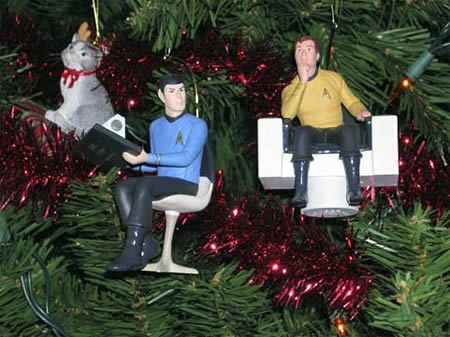 the captain james t kirk ornament 1840 is just one of many star trek themed items for all the trekkies out there