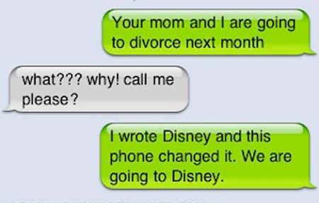 text messages funny