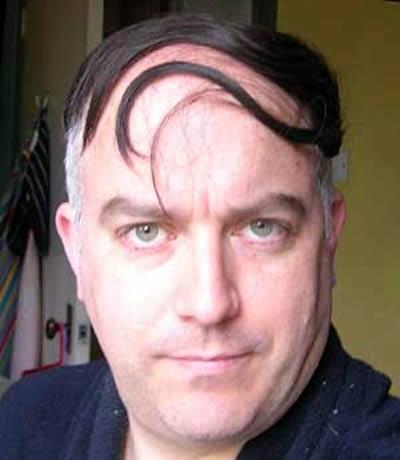 Worst Comb Over