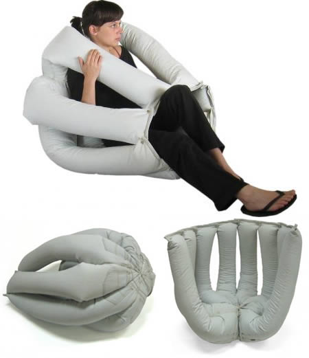 Fantastic 10 Craziest Beanbags Beanbags Best Beanbags Oddee Ocoug Best Dining Table And Chair Ideas Images Ocougorg