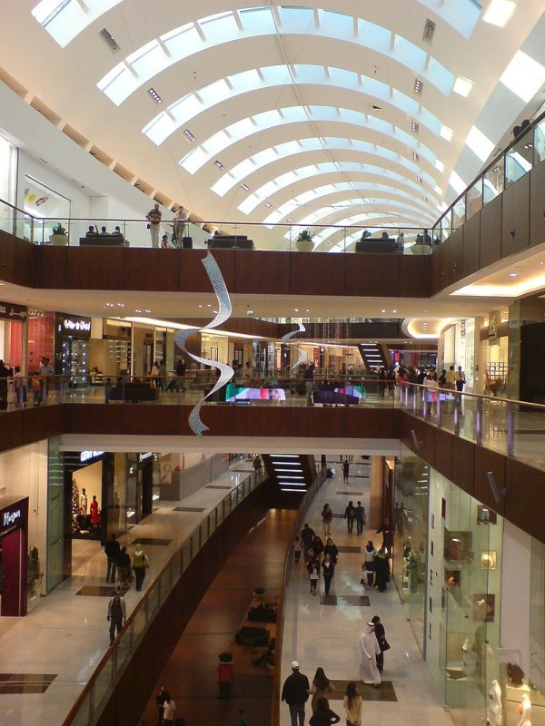 12 Most Amazing Shopping Malls Cool Shopping Malls