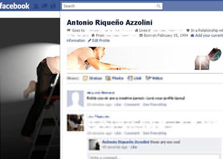 Cool facebook profile pics