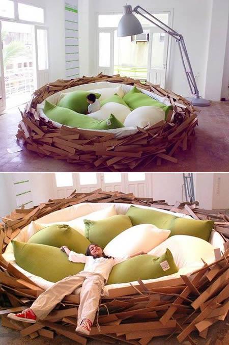 Superior 7Bird Nest Bed