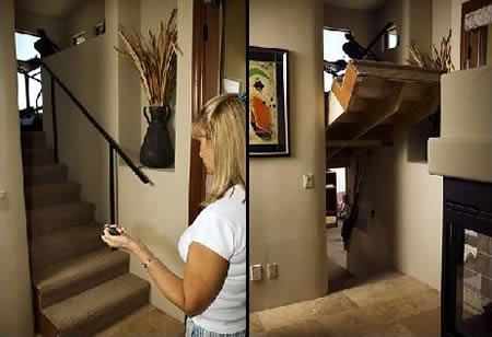 10 Coolest Hidden Doors And Secret Passageways Hidden Doors Oddee