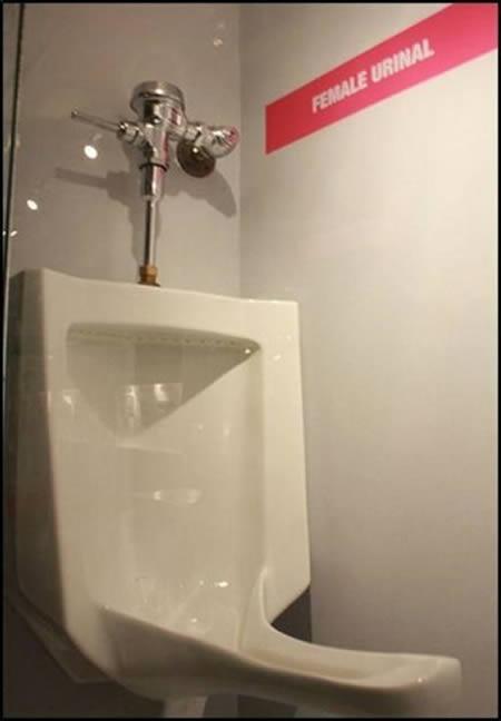 11Female Urinal