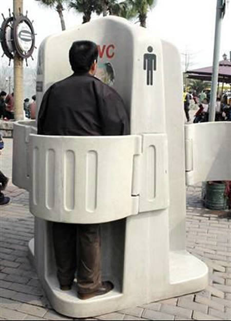 12 Craziest Urinals