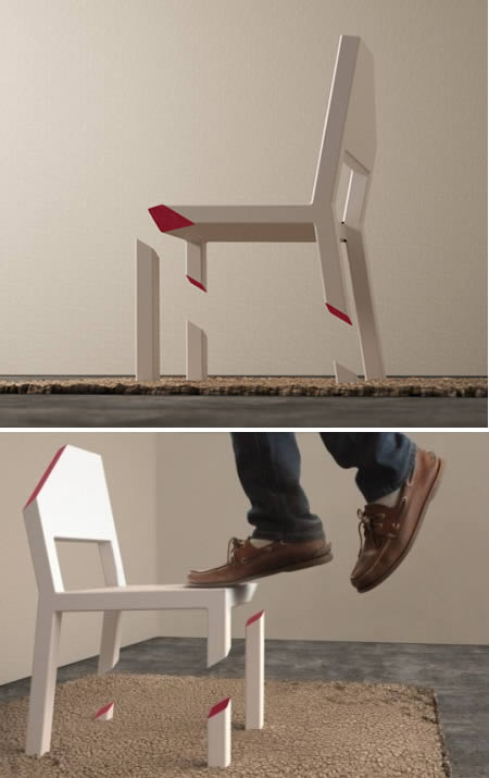 12 Coolest Chairs Cool Chairs Oddee