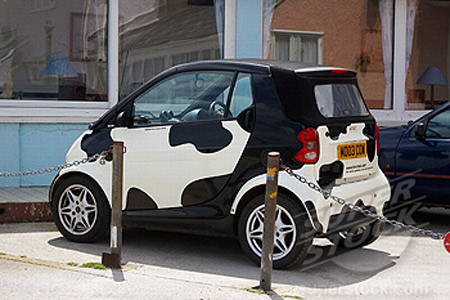 15 Coolest Smart Cars Smart Cars Coolest Cars Oddee